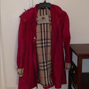 Authentic Burberry Raincoat